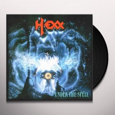 HEXX UNDER THE SPELL Vinyl Record