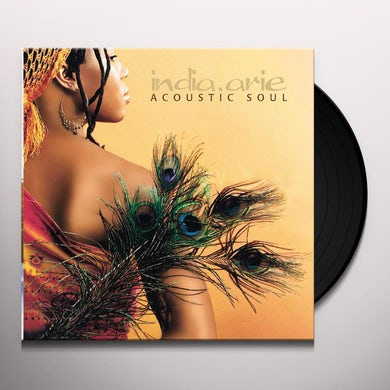 India.Arie ACOUSTIC SOUL Vinyl Record