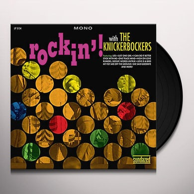 ROCKIN' WITH THE KNICKERBOCKERS Vinyl Record