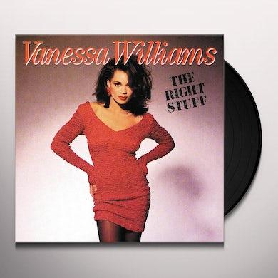 Vanessa Williams RIGHT STUFF Vinyl Record