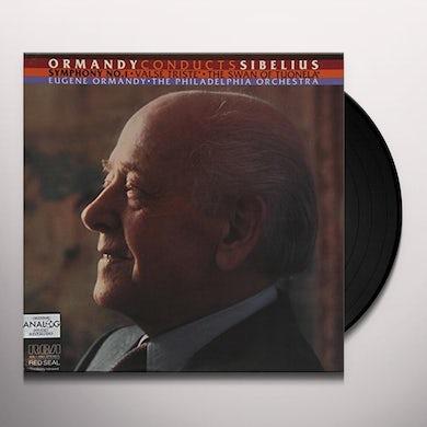 Sibelius SYMPHONY 1 / VALSE TRISTE / SWAN OF TUONELA Vinyl Record