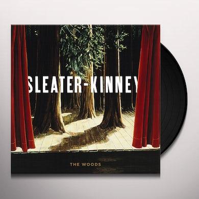 Sleater-Kinney WOODS Vinyl Record