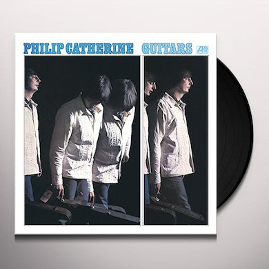 Philip Catherine GUITARS Vinyl Record