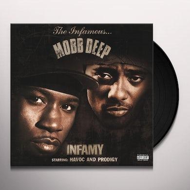 Mobb Deep Infamy Vinyl Record