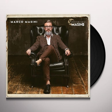 Marco Masini MASINI PLUS 1: 30TH ANNIVERSARY Vinyl Record