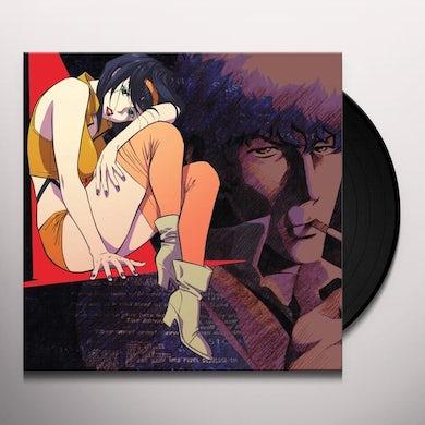 Seatbelts COWBOY BEBOP / Original Soundtrack (SPLATTER VINYL) Vinyl Record