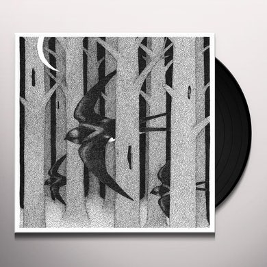 silk saw PARALLEL LANDSCAPES Vinyl Record