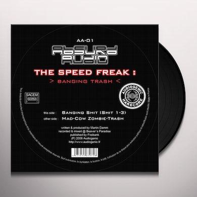 The Speed Freak BANGYOUR HEAD EP Vinyl Record