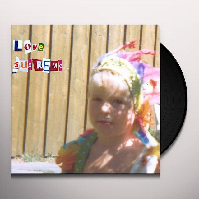 Love Supreme Vinyl Record
