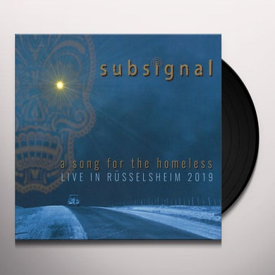 SONG FOR THE HOMELESS-LIVE IN RUSSELSHEIM 2019 (2LP) Vinyl Record