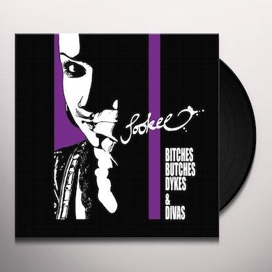 Sookee BITCHES BUTCHES DYKES & DIVAS Vinyl Record