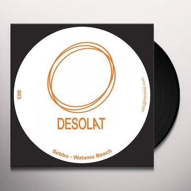 Sebbo WATAMU BEACH Vinyl Record