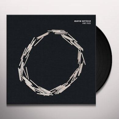 Martin Buttrich FIRE FILES Vinyl Record