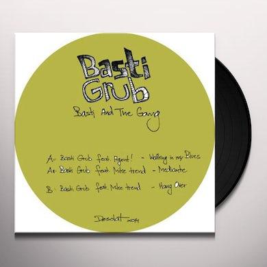 Basti Grub BASTI & THE GANG Vinyl Record