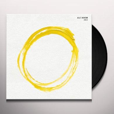 Alli Borem ONCE Vinyl Record