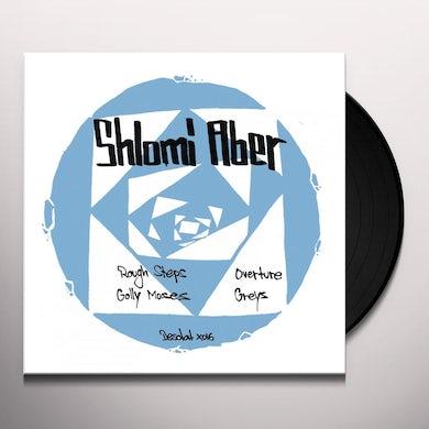 Shlomi Aber ROUGH STEPS Vinyl Record