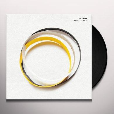 Dj Sneak NECESSARY EVILS Vinyl Record