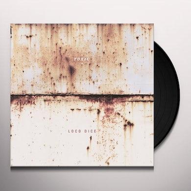 Loco Dice TOXIC Vinyl Record