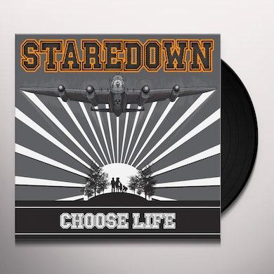 Staredown CHOOSE LIFE Vinyl Record