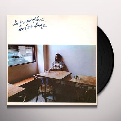 Lou Courtney I'M IN NEED OF LOVE Vinyl Record