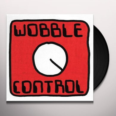 Mr. Scruff WOBBLE CONTROL Vinyl Record