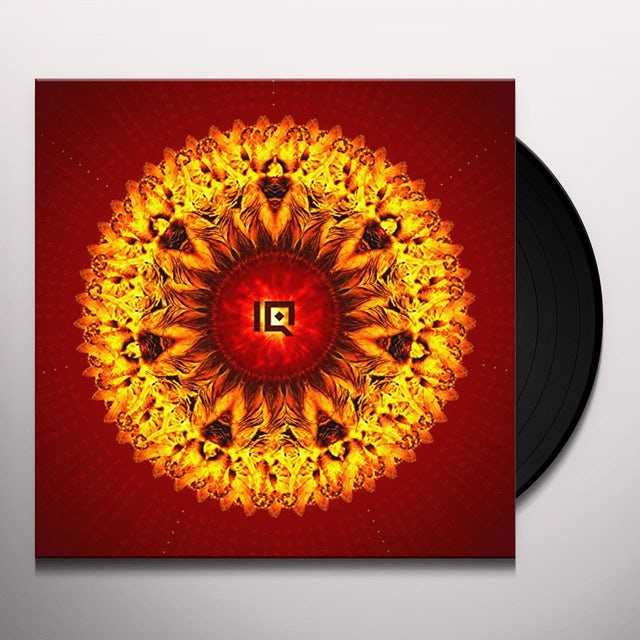Iq SEVENTH HOUSE Vinyl Record