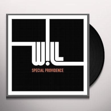 Special Providence WILL Vinyl Record