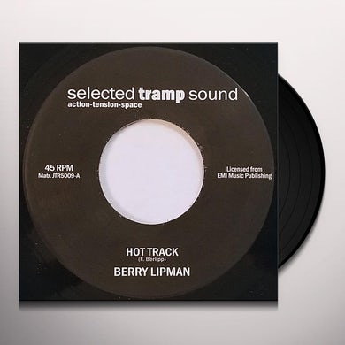 Berry Lipman HOT TRACK Vinyl Record