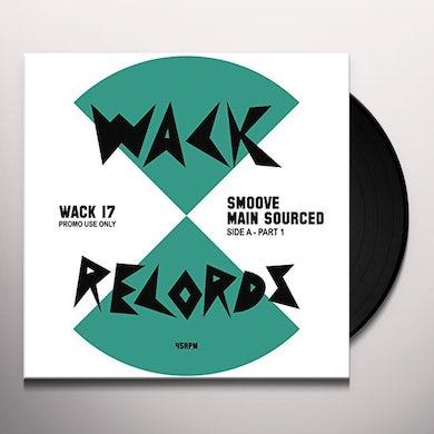Smoove MAIN SOURCED Vinyl Record