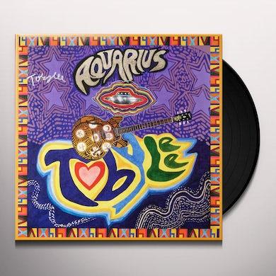Toby Lee AQUARIUS Vinyl Record