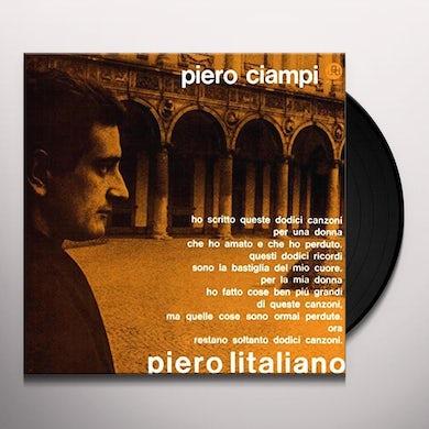 PIERO L'ITALIANO Vinyl Record