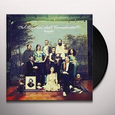Baustelle I MISTICI DELL'OCCIDENTE: X ANNIVERSARIO Vinyl Record