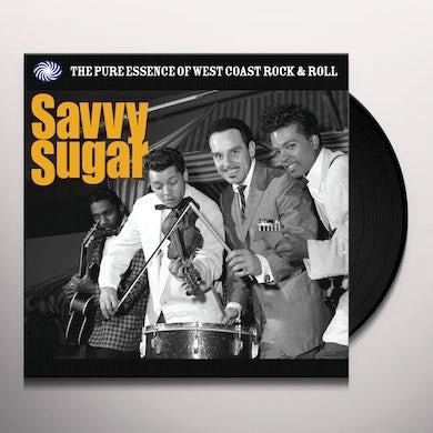 SAVVY SUGAR / VARIOUS Vinyl Record - UK Release