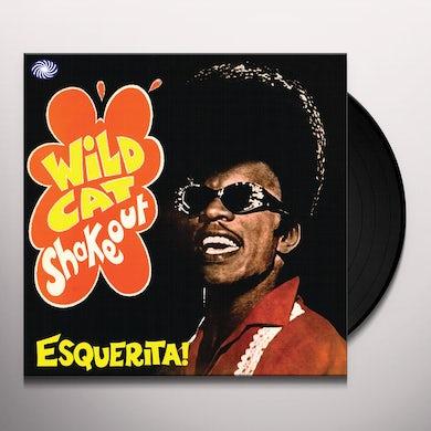 Esquerita WILDCAT SHAKEOUT Vinyl Record