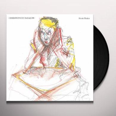 Christoph De Babalon HECTIC SHAKES Vinyl Record