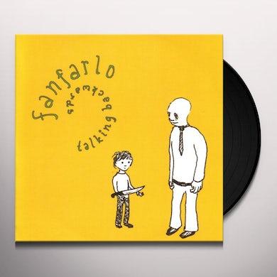Fanfario TALKING BACKWARDS Vinyl Record