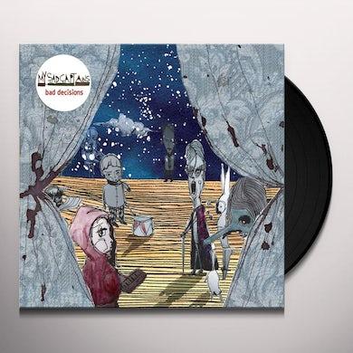 My Sad Captains BAD DECISIONS Vinyl Record