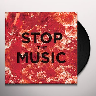 The Pipettes STOP THE MUSIC Vinyl Record