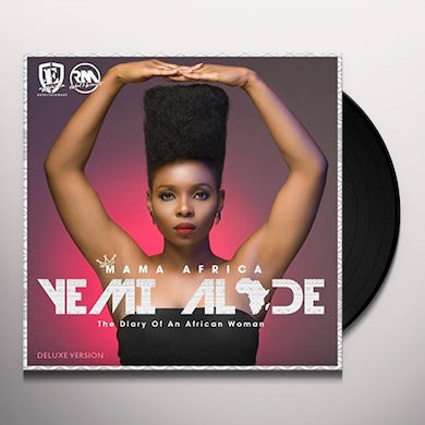 Yemi Alade MAMA AFRICA: DIARY OF AN AFRICAN WOMAN Vinyl Record