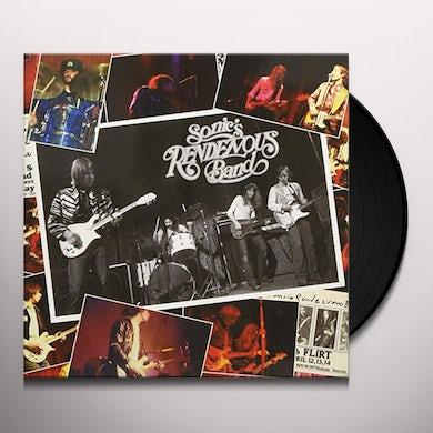 Sonics Rendezvous Band LIVE '78 Vinyl Record