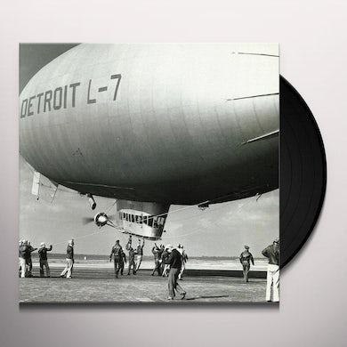 L7 DETROIT Vinyl Record