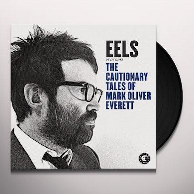 Eels CAUTIONARY TALES OF MARK OLIVER EVERETT Vinyl Record
