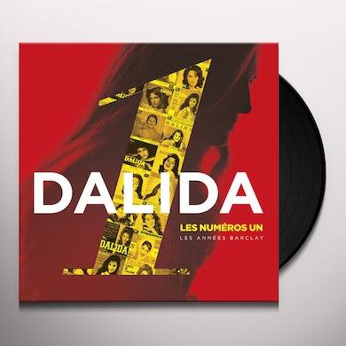 Dalida LES NUMEROS UN: LES ANNEES BARCLAY Vinyl Record