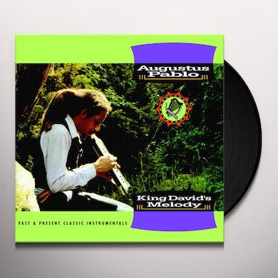 Augustus Pablo KING DAVID'S MELODY Vinyl Record