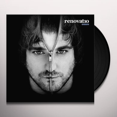 Antonio Orozco RENOVATIO Vinyl Record