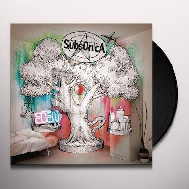 Subsonica EDEN Vinyl Record