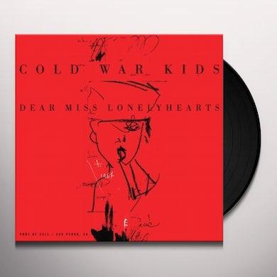 Cold War Kids DEAR MISS LONELYHEARTS Vinyl Record