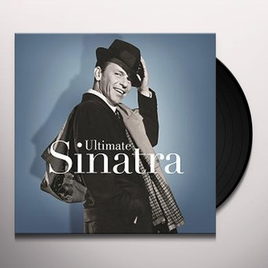 Frank Sinatra ULTIMATE SINATRA Vinyl Record