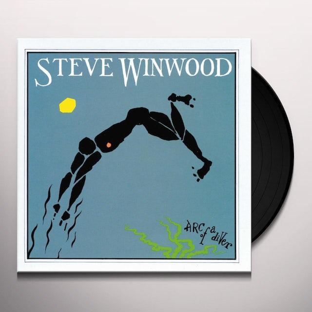 Steve Winwood ARC OF A DIVER Vinyl Record