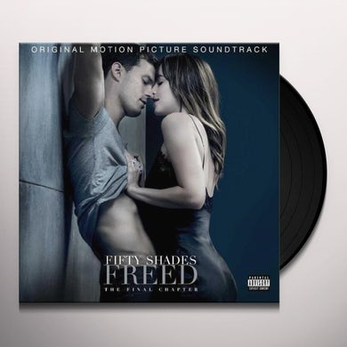 Fifty Shades Freed Original Soundtrack Vinyl Record